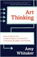 Art Thinking book summary