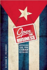 Open for Business book summary