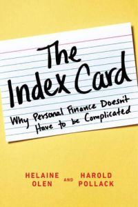 The Index Card book summary