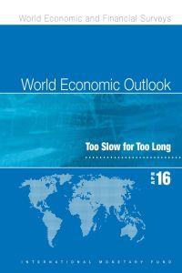World Economic Outlook April 2016 summary
