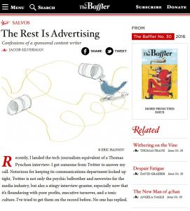 The Rest Is Advertising summary