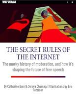 The Secret Rules of the Internet summary