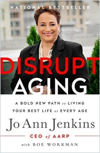 Disrupt Aging book summary