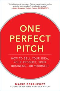 One Perfect Pitch book summary