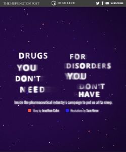 Drugs You Don't Need for Disorders You Don't Have