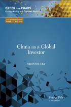 China as a Global Investor