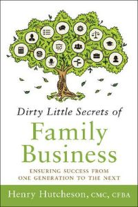 Dirty Little Secrets of Family Business book summary