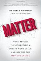Matter book summary