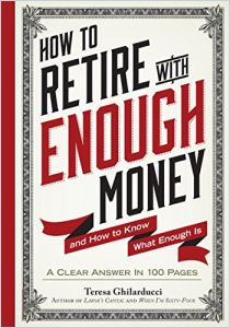 How to Retire with Enough Money book summary