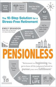 Pensionless book summary