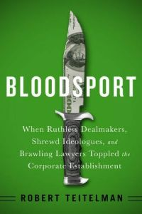 Bloodsport book summary