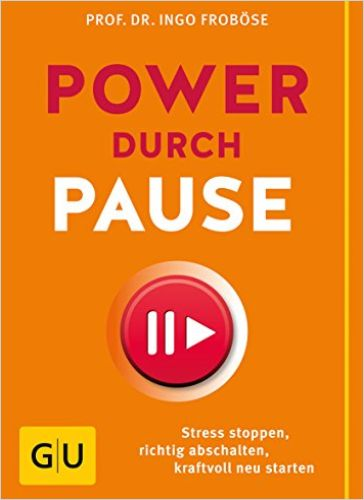 Image of: Power durch Pause