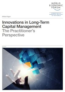 Innovations in Long-Term Capital Management summary