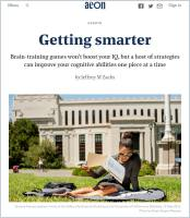 Getting Smarter summary