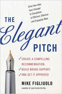 The Elegant Pitch book summary
