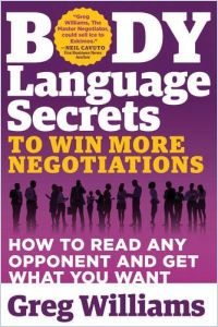 Body Language Secrets to Win More Negotiations book summary