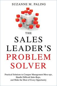 The Sales Leader's Problem Solver book summary