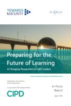 Preparing for the Future of Learning