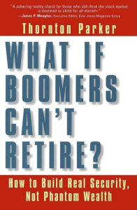 What If Boomers Can't Retire? book summary
