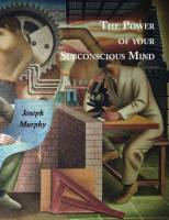 The Power of Your Subconscious Mind book summary