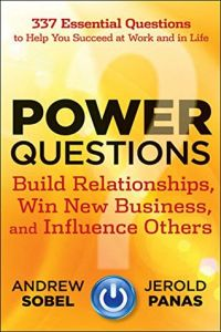 Power Questions book summary