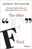 "The Other ""F"" Word book summary"