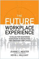 The Future Workplace Experience book summary