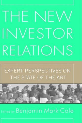 Image of: The New Investor Relations