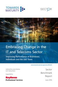 Embracing Change in the IT and Telecoms Sector summary