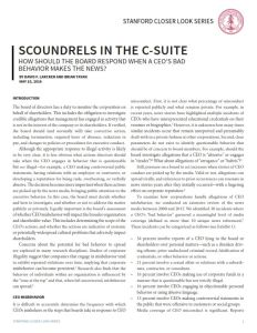 Scoundrels in the C-Suite
