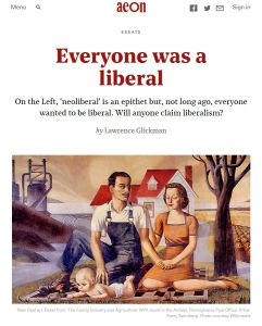 Everyone Was a Liberal summary