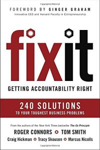 Fix It Free Summary by Roger Connors and Tom Smith