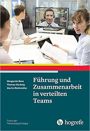 Image of: Führung und Zusammenarbeit in verteilten Teams