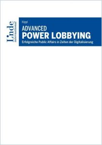 Advanced Power Lobbying Buchzusammenfassung