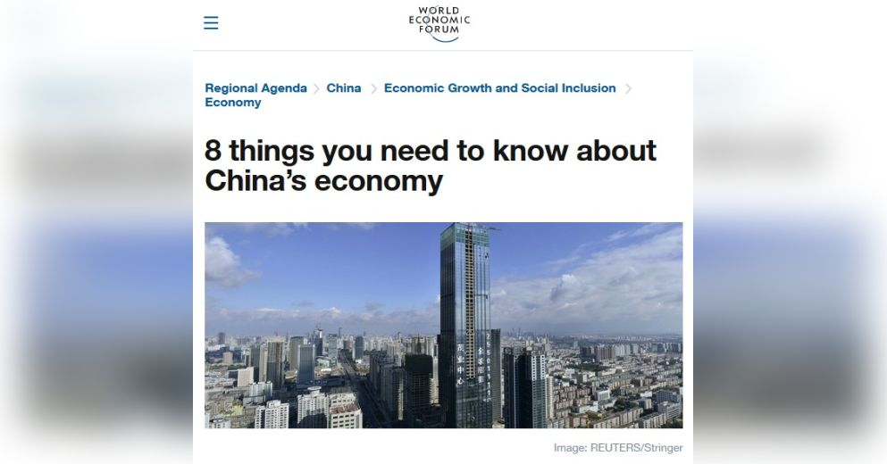 Things you need to know about china s economy summary jonathan