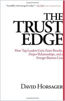 The Trust Edge book summary