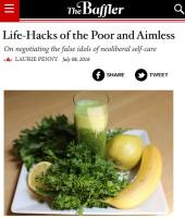 Life-Hacks of the Poor and Aimless summary