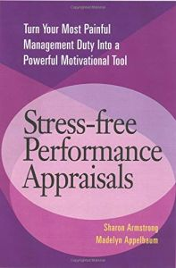 Stress-Free Performance Appraisals book summary