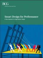 Smart Design for Performance summary
