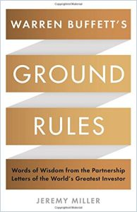 Warren Buffett's Ground Rules book summary