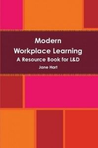 Modern Workplace Learning book summary