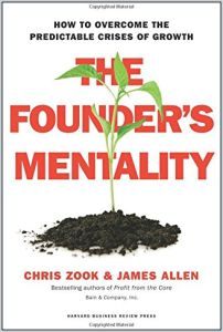 The Founder's Mentality book summary