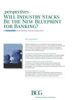 Will Industry Stacks Be the New Blueprint for Banking? summary