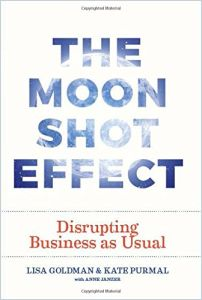 The Moonshot Effect book summary