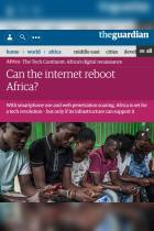 Can the Internet Reboot Africa?