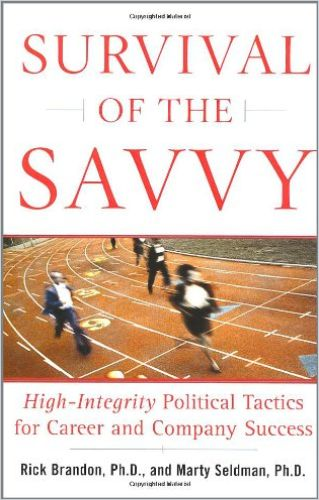 Image of: Survival of the Savvy