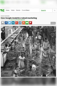 How Google Analytics Ruined Marketing summary