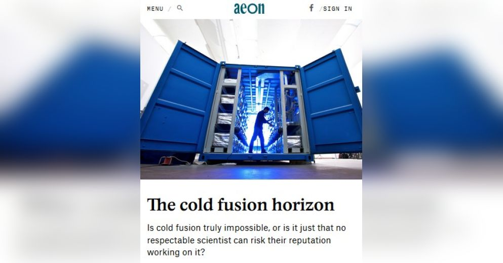 an overview of the mystery of cold fusion The origin of the other remained a mystery for later time lords the other had a mysterious  audio: cold fusion) secret societies on  overview about.