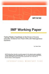 Testing Piketty's Hypothesis on the Drivers of Income Inequality summary