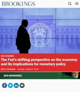 The Fed's Shifting Perspective on the Economy and Its Implications for Monetary Policy summary